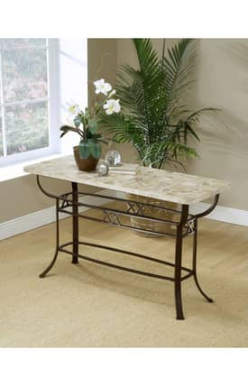 Hillsdale Furniture Tables Brookside Fossil Sofa Table Furniture