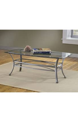 Hillsdale Furniture Tables Abbington Rectangle Coffee Table Furniture