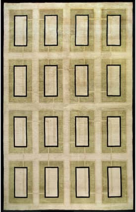Bashian Tribeca Interlock Rug