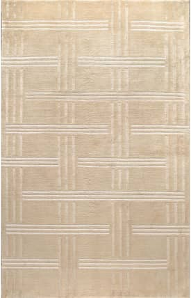 Bashian Tribeca Wicker Rug