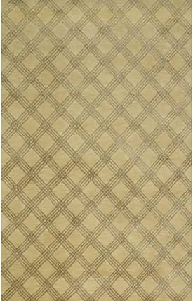 Bashian Greenwich Cross-work Rug