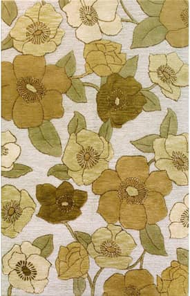 Bashian Verona Floating Flowers Rug