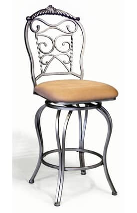 Chintaly Imports Bar Stools Swivel Bar Height Stool Furniture
