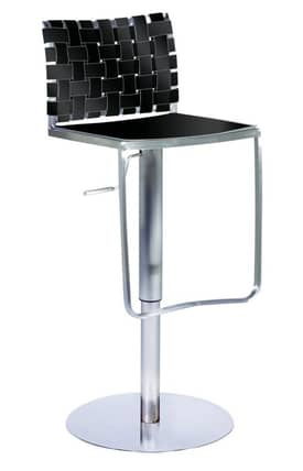 Chintaly Imports Bar Stools Swivel And Adjustable Bar Stool Furniture