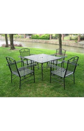 Lauren & Co Outdoor S5 Tropico Game Set Furniture