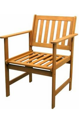 Lauren & Co Outdoor Royal Tahiti Gulf Port Arm Chair (Set of 2) Furniture