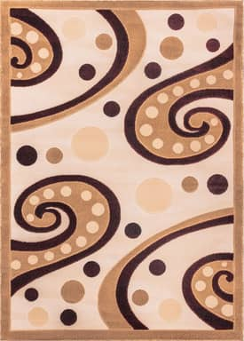 Well Woven Dulcet Swirly Rug