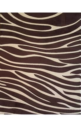 Well Woven Melody Zebra Rug