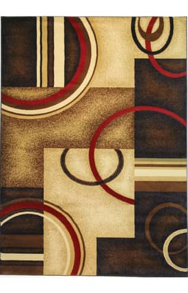 Well Woven Barclay Arcs & Shapes Rug
