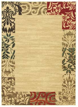 Well Woven Kings Court Jubilee Border Rug