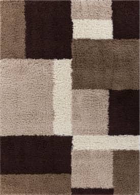 Well Woven Madison Shag Cubes Rug