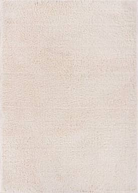 Well Woven Madison Shag Plain Rug