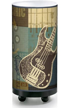 Illumalite Kids Guitar Collage CAS-1260 Table Lamp Lighting