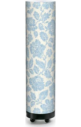 Illumalite Home Decor Home Decor Blue Leaves HDT-504 Table Lamp Lighting