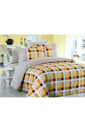 2 Decorate Arya Oliva Bed in a Bag Duvet Cover Set