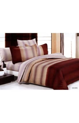 2 Decorate Arya Desire Bed in a Bag Duvet Cover Set