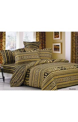 2 Decorate Arya Pelliccia Bed in a Bag Duvet Cover Set