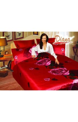 2 Decorate Diana Dear Bed in a Bag Duvet Cover Set