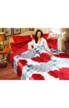 2 Decorate Diana Refresh Bed in a Bag Duvet Cover Set