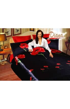 2 Decorate Diana Weasel Bed in a Bag Duvet Cover Set