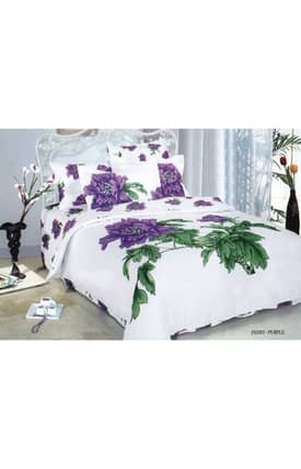 2 Decorate Dophia Peony Bed in a Bag Duvet Cover Set