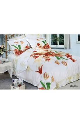2 Decorate Dophia Melita Bed in a Bag Duvet Cover Set