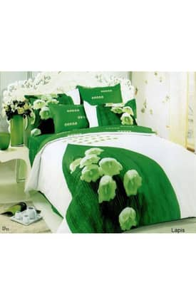 2 Decorate Dophia Lapis Bed in a Bag Duvet Cover Set