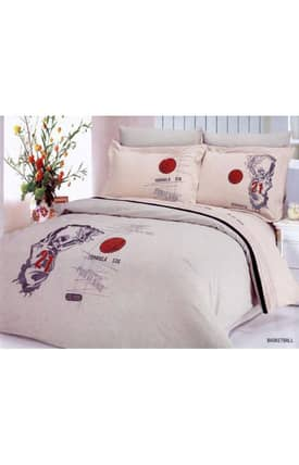 2 Decorate Le Vele Basketball Bed in a Bag Duvet Cover Set
