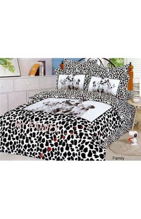 2 Decorate Le Vele Family Bed in a Bag Duvet Cover Set