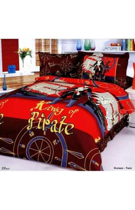 2 Decorate Le Vele Korsan Bed in a Bag Duvet Cover Set