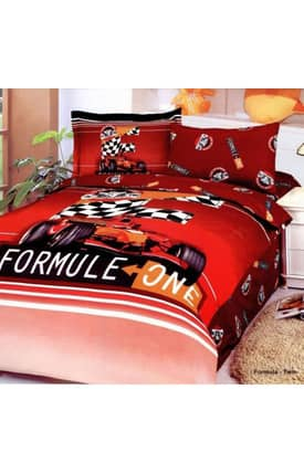 2 Decorate Le Vele Formula One Bed in a Bag Duvet Cover Set