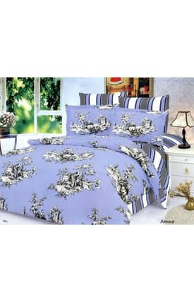 2 Decorate Le Vele Amour Bed in a Bag Duvet Cover Set