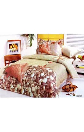2 Decorate Le Vele Deniz Bed in a Bag Duvet Cover Set