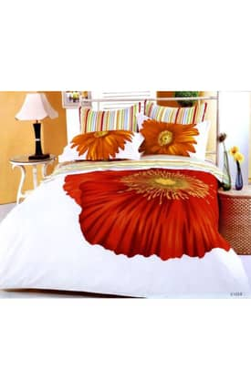 2 Decorate Le Vele Cicek Bed in a Bag Duvet Cover Set