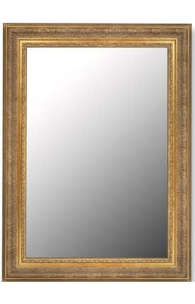 Hitchcock-Butterfield Cameo Milano Rectangle Beveled Mirror