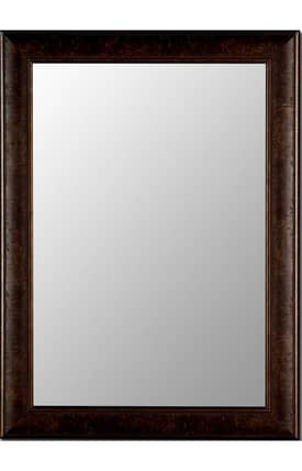 Hitchcock-Butterfield Cameo Rusticanna Rectangle Mirror