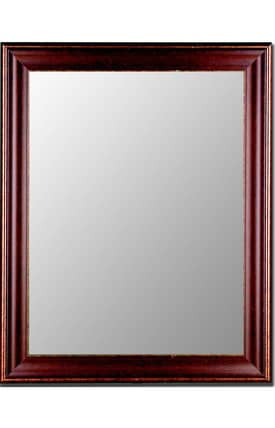 Hitchcock-Butterfield Cameo Bavarian Rectangle Mirror
