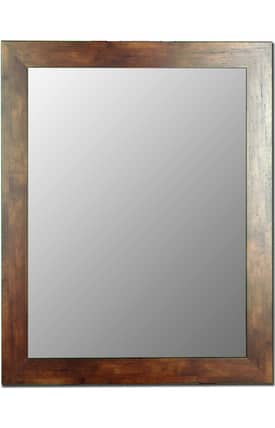 Hitchcock-Butterfield Cameo Carlton Grande Rectangle Mirror