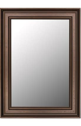 Hitchcock-Butterfield Cameo Andelusian Rectangle Mirror