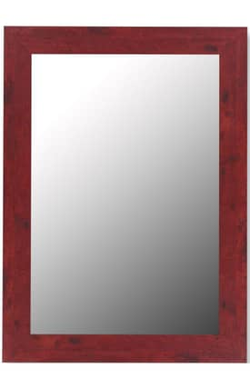 Hitchcock-Butterfield Cameo Ole Barn Rectangle Mirror