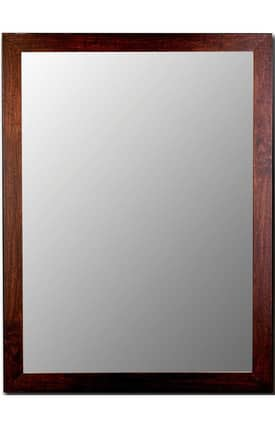 Hitchcock-Butterfield Cameo Nouveau Rectangle Mirror