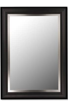 Hitchcock-Butterfield Cameo Sterling Liner Rectangle Mirror