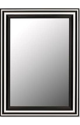 Hitchcock-Butterfield Cameo Zebra Rectangle Mirror