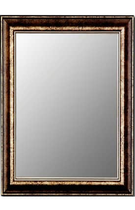 Hitchcock-Butterfield Cameo Webster Rectangle Mirror