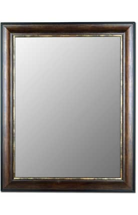 Hitchcock-Butterfield Cameo Gibbs Rectangle Mirror