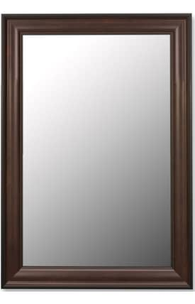 Hitchcock-Butterfield Cameo Osage Rectangle Mirror