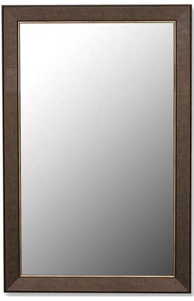 Hitchcock-Butterfield Cameo Barton Rectangle Mirror