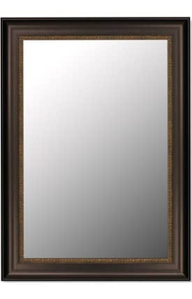 Hitchcock-Butterfield Cameo Flemish Rectangle Mirror