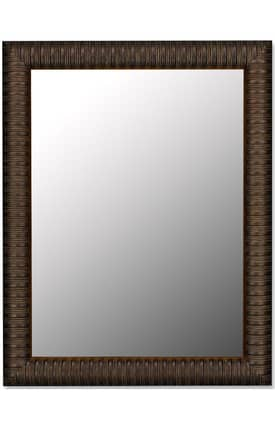 Hitchcock-Butterfield Cameo Chariton Rectangle Mirror