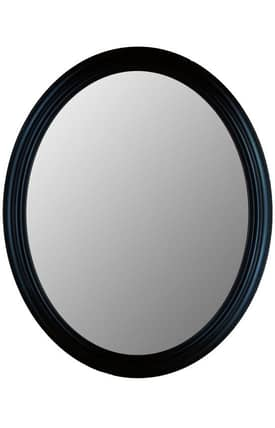 Hitchcock-Butterfield Oval Gobbler Oval Mirror